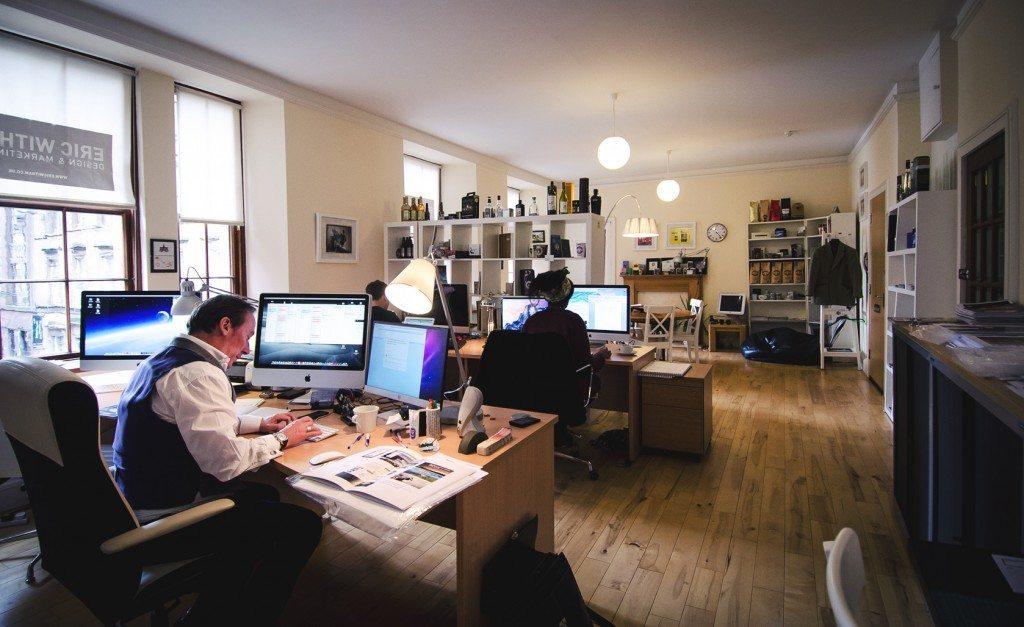 design agency glasgow
