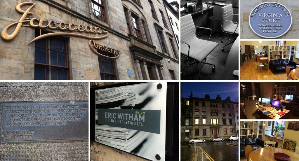 Glasgow freelance graphic design