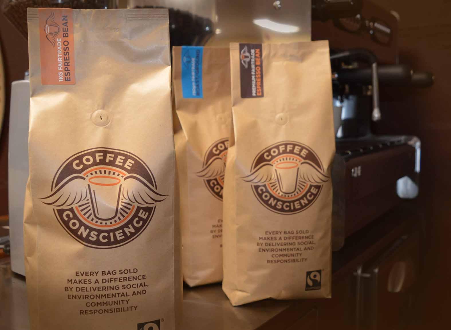 Starbucks Coffee Bag Design